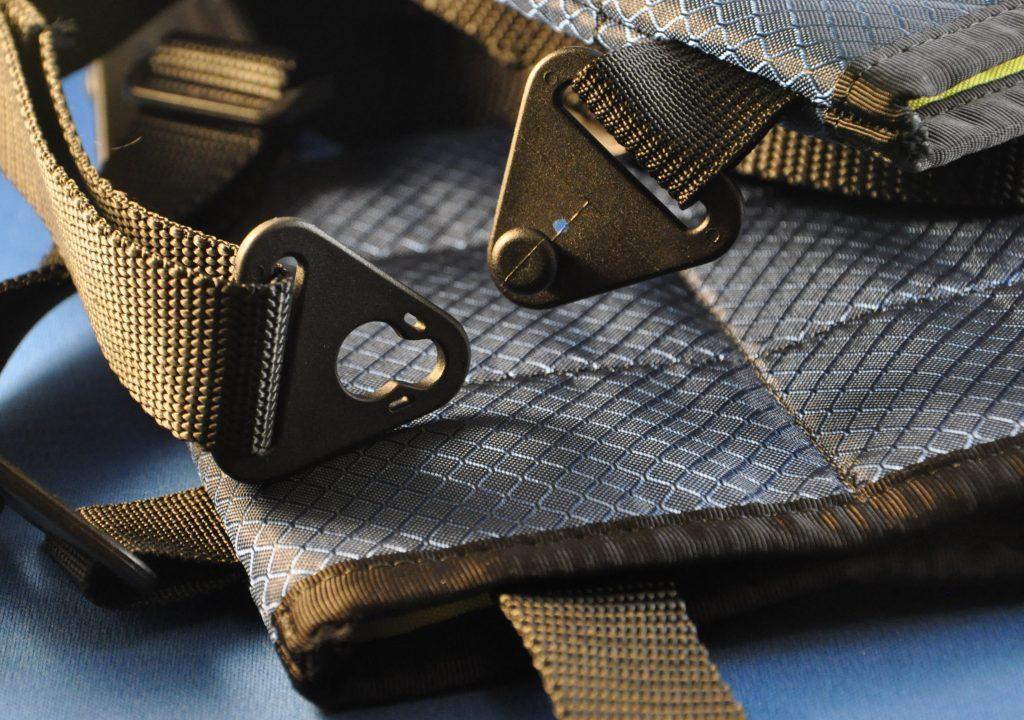 TechSlinger clip detail