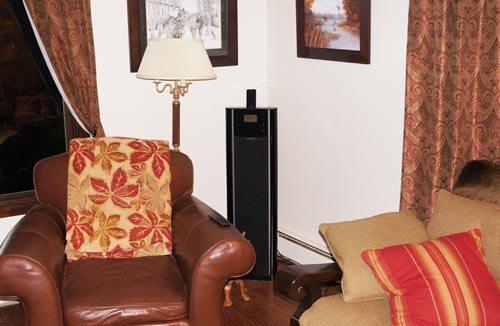 fluance FITSD600 livingroom