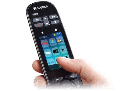 Logitech Announces Newest Harmony Remote The Gadgeteer
