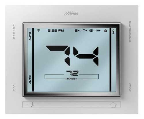 hunterfan thermostat