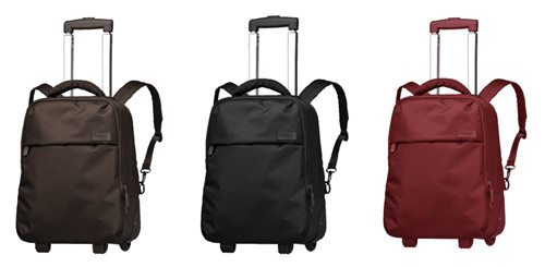 Lipault 2-Wheeled Laptop Backpack review