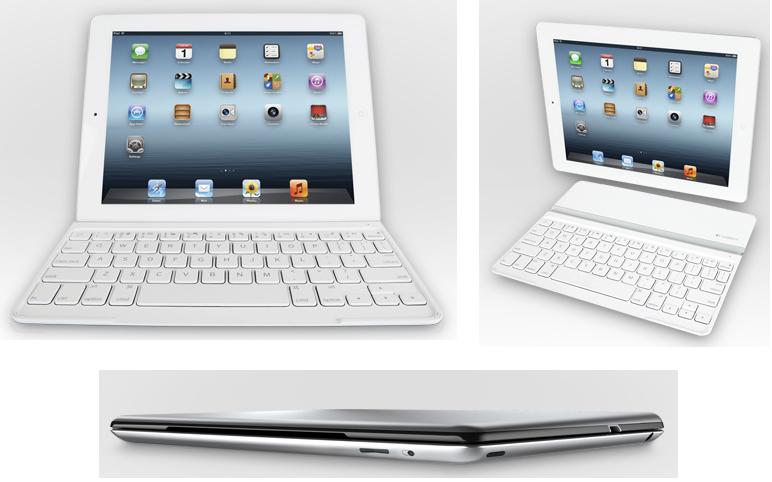 hook up keyboard to ipad 2