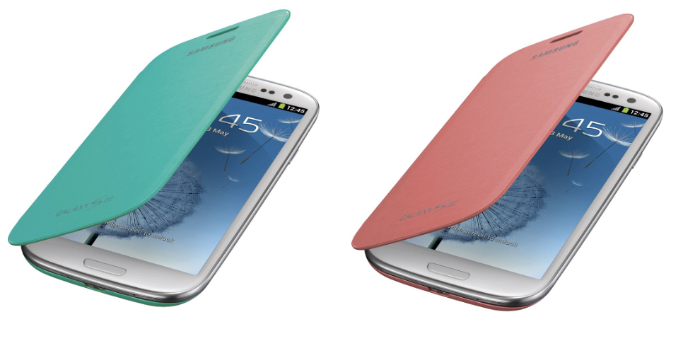 buy popular 2e256 b8492 Official Flip Cover for Samsung Galaxy S III smartphone – The Gadgeteer