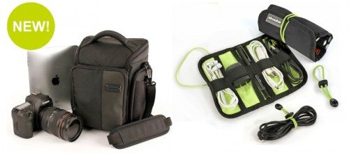 skooba camera and cables bags