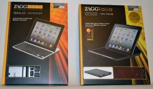 zaggkeys solo keyboard zaggfolio case ipad 1