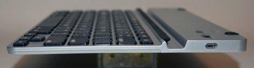zaggkeys solo keyboard zaggfolio case ipad 3