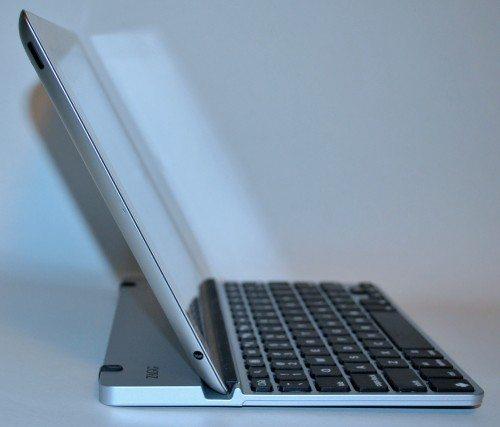 zaggkeys solo keyboard zaggfolio case ipad 5