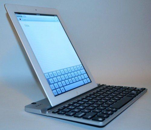 zaggkeys solo keyboard zaggfolio case ipad 6