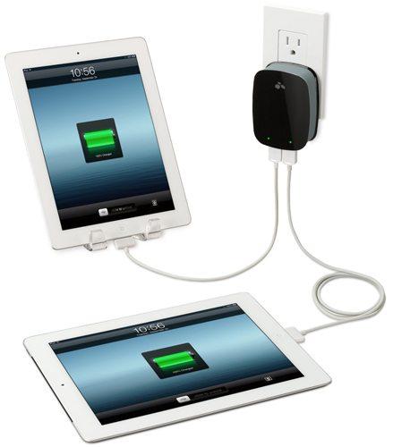 kanex doubleup usb charger