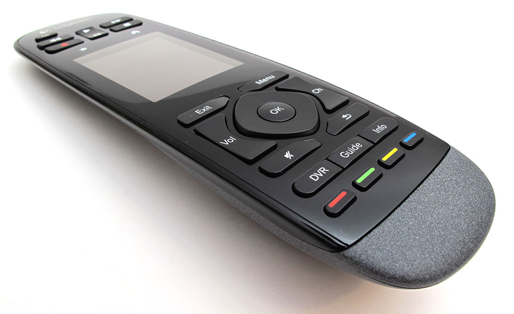 logitech harmony touch universal remote review the gadgeteer rh the gadgeteer com Logitech Harmony 650 User Manual Harmony Remote Control Manual