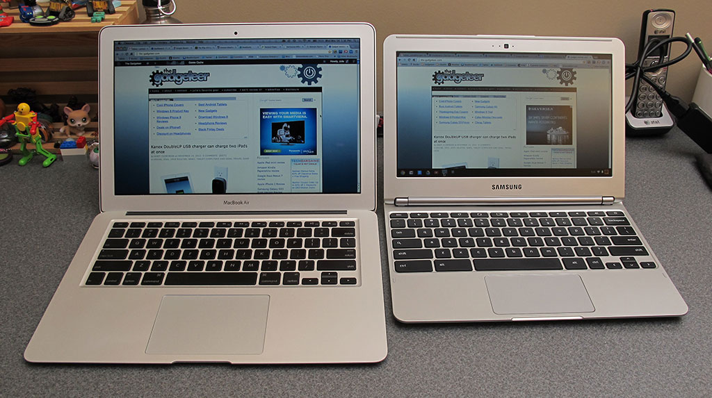 Julie S Gadget Diary Can A Samsung Chromebook Replace My