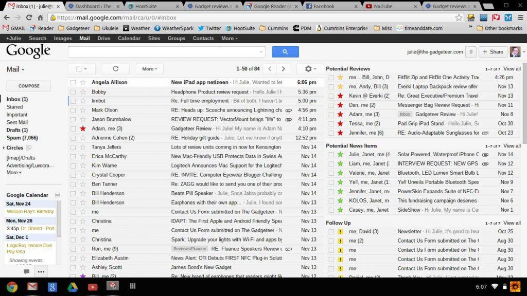 youtube how to label and use multiple inboxes gmail