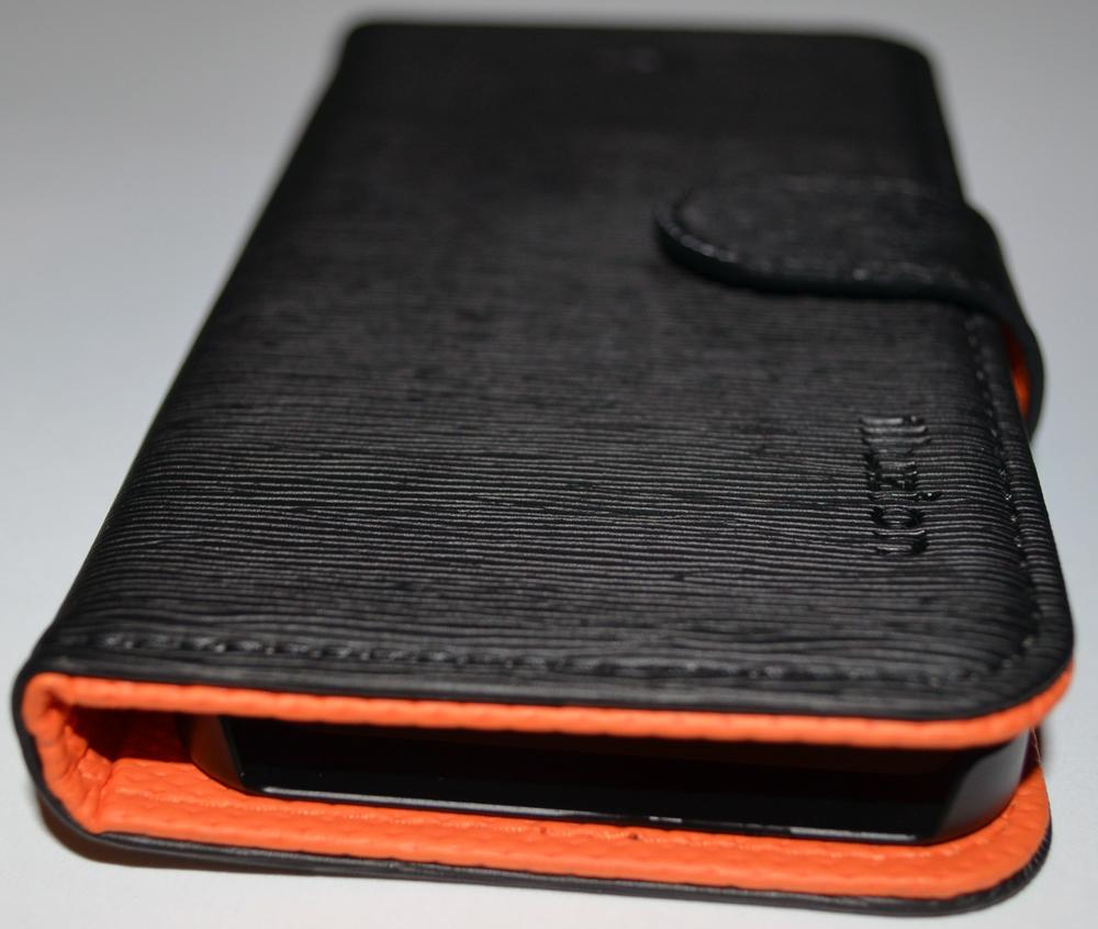 Spigen Sgp Illuzion Iphone 5 Leather Wallet Case Review