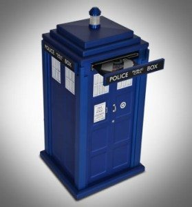 DR Who PC Case