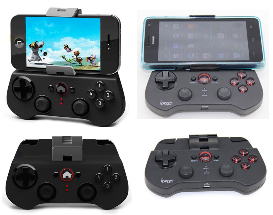 Bluetooth Game Controller For Smartphones The Gadgeteer