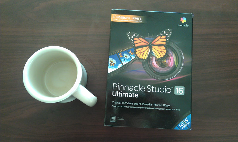 pinnacle studio 16 ultimate review the gadgeteer