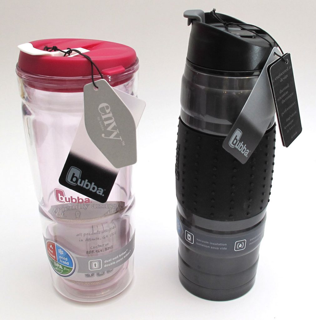 Bubba Brands Envy Tumbler And Hero Bottle Review The