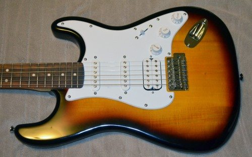 fender squier usb guitar 3