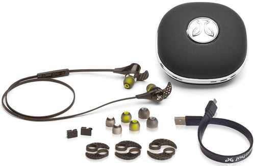 jaybird bluebuds x wireless sports earbuds review the gadgeteer. Black Bedroom Furniture Sets. Home Design Ideas