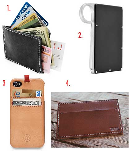 minimal-wallets