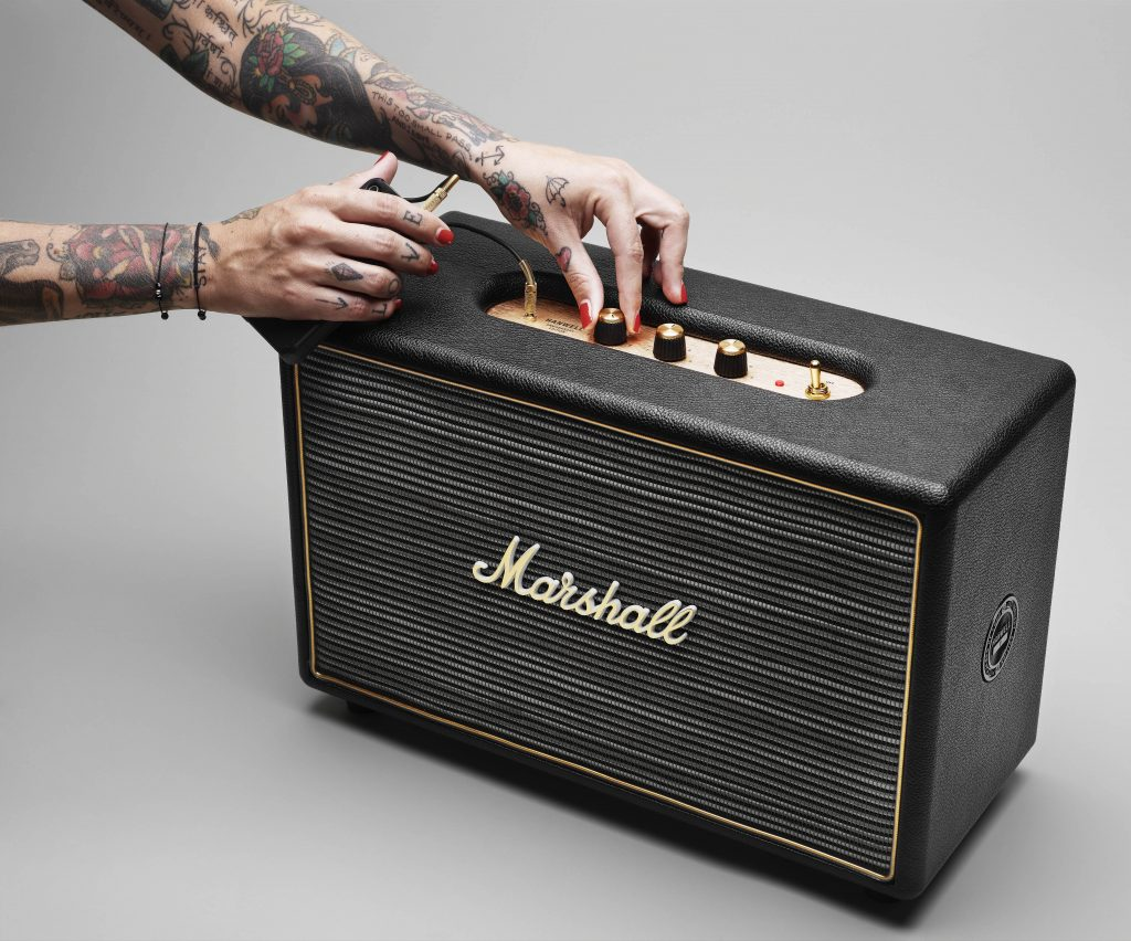 Go Ahead Turn It Up To 11 It S A Marshall The Gadgeteer
