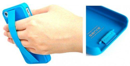 senre hand strap iphone case