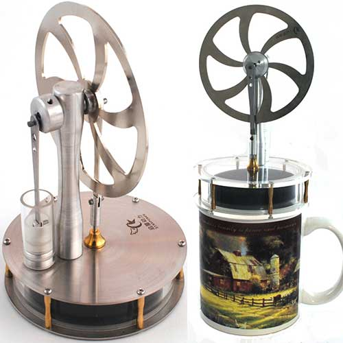 the description of the stirling engine invented by robert stirling in 1816 Included is a description of the p40 engine along with its  the stirling engine was invented in 1816 by robert stirling, a scottish minister from a chronological.