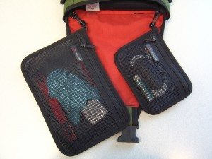 Mesh Ballistic Organizers, sold separately