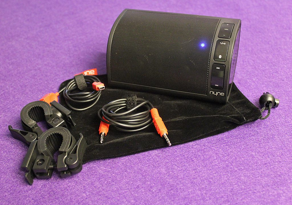 Nyne Nb 200 Bluetooth Speaker Review The Gadgeteer