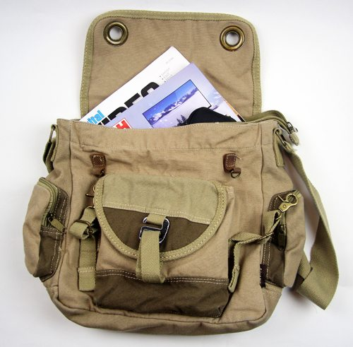 6f3c205b2a Serbags Army Courier Vintage Bike Messenger Bag review – The Gadgeteer