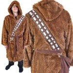 Chewbacca Bath Robe