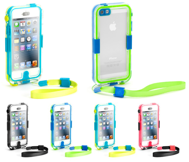 quality design 182b0 1b2c1 Protect your iPhone 5 with Griffin's Survivor + Catalyst waterproof ...