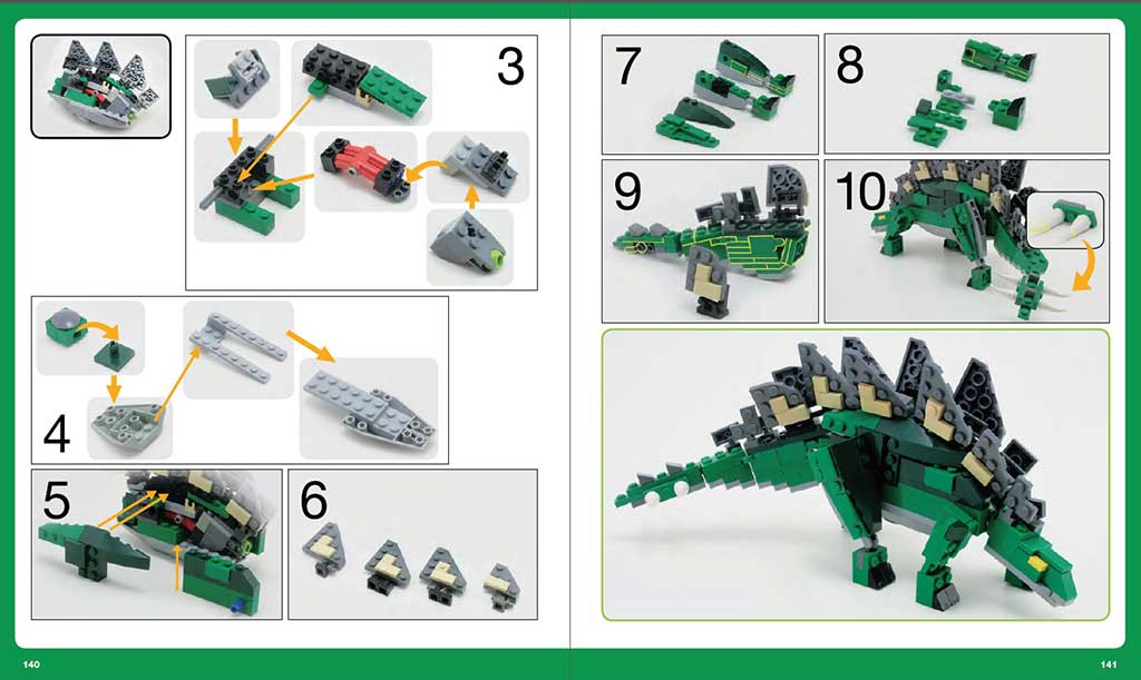 4 Lego Books That Will Take Your Model Building To The Next Level