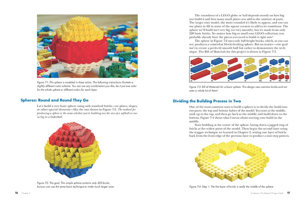 4 LEGO books that will take your model building to the next level ...