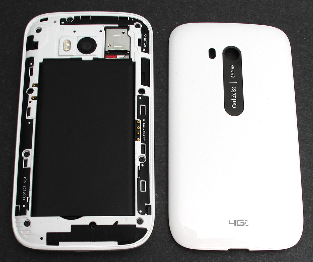 detailed look 4bfb5 d019e Nokia Lumia 822 Windows Phone 8 smartphone review – The Gadgeteer