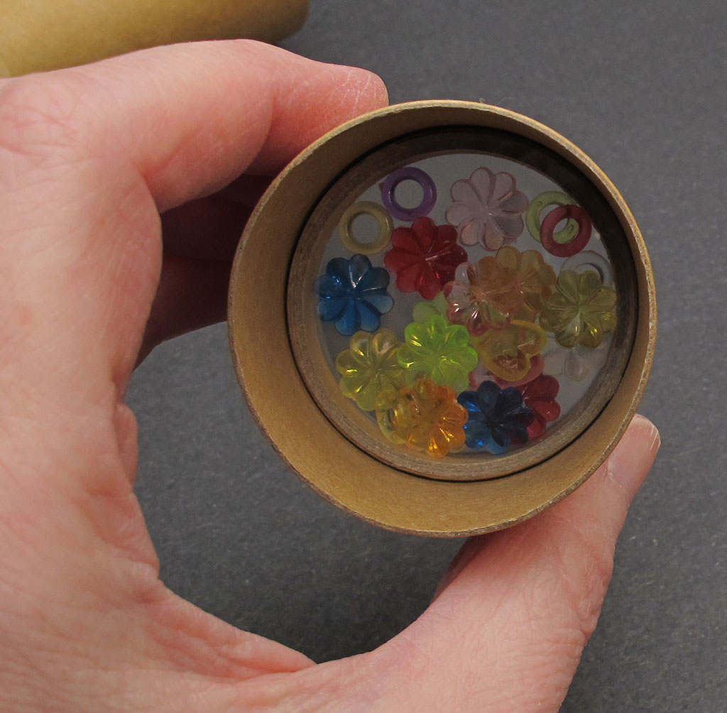 Making Your Own Halloween Decorations: Npw Build Your Own Kaleidoscope Kit Review
