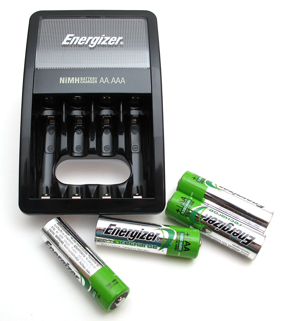 Energizer Recharge Value AA/AAA NiMH Battery Charger review – The