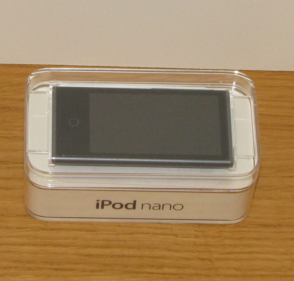 Can You Games On The Ipod Nano 7th Generation