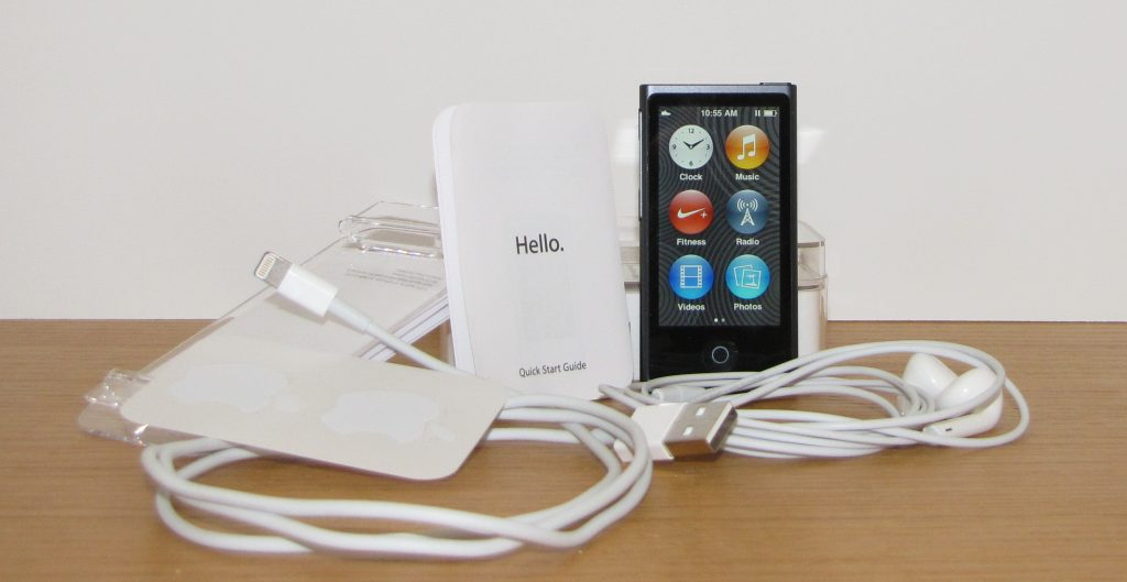 Apple iPod nano 7th generation review The Gadgeteer