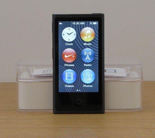 iPod nano-5