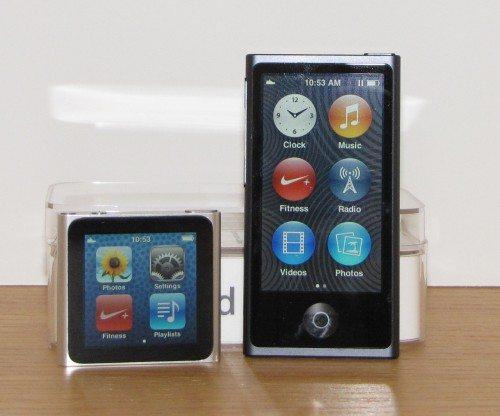 iPod nano-6