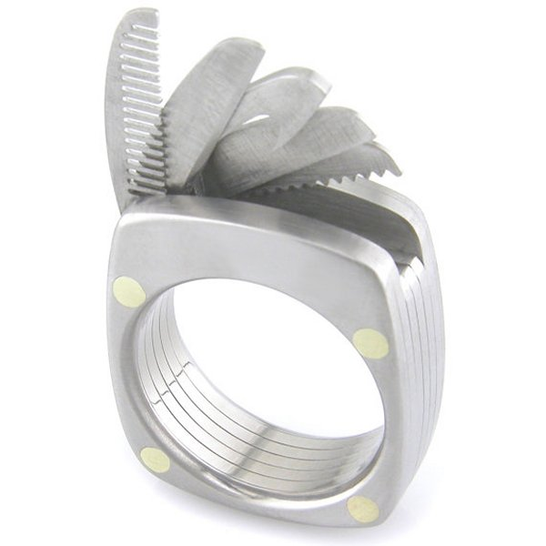 The Swiss Army Knife of rings