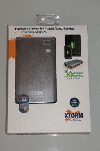 ASolar Xtorm Power Bank 1