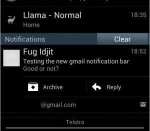 Gmailnotifybar