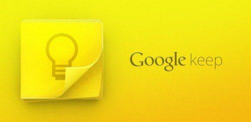 Google -Keep