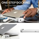 Turn your MacBook Air into a desktop computer with the LandingZone dock