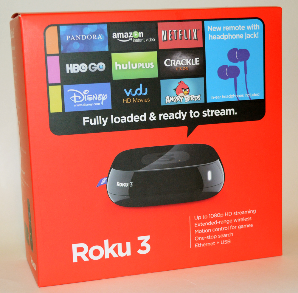 Roku 3 review - The Gadgeteer