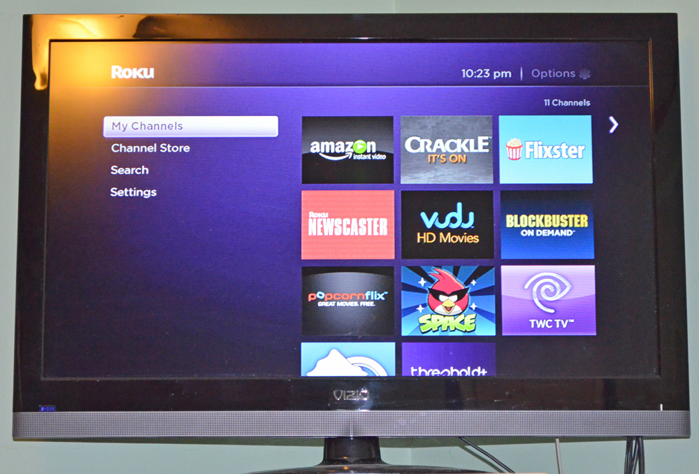 roku 3 hook up instructions