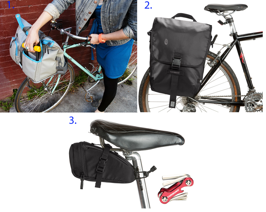 New On Bike Bags From Timbuk2 Make Your