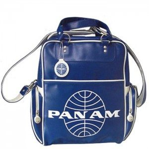 Brookstone Pan Am bag